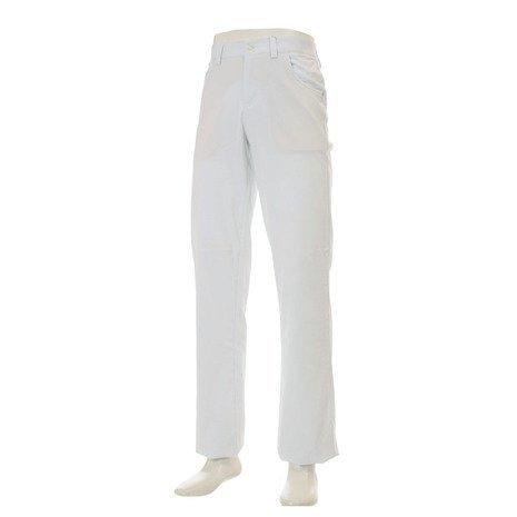PUMA(プーマ) 571587 〔ストレッチ〕6 ポケット ロングパンツ メンズ ゴルフ ホワイト Sメンズ