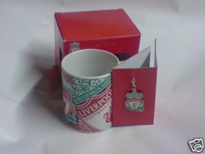 official liverpool mug and keyring