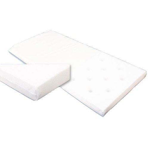 Toddler Bed avec rangement Underbed + Deluxe matelas en mousse