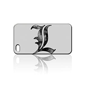 Death Note Hard Case Skin for Iphone 4 4s Iphone4 At&t Sprint Verizon Retail Packing.