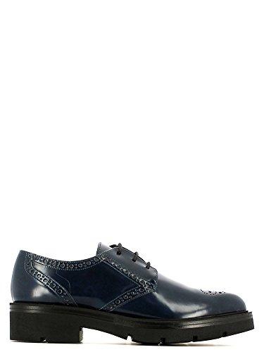 Grace shoes 6902 Francesina Donna Blu 35