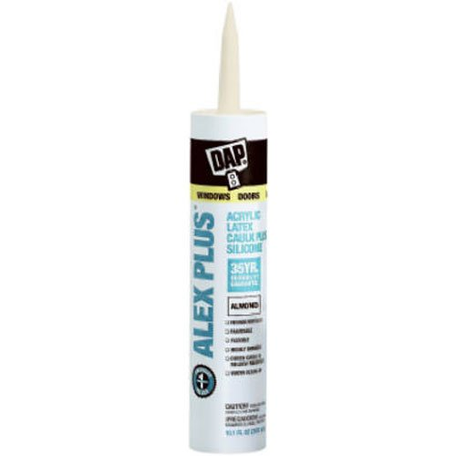 dap-18130-acrylic-latex-caulk-with-silicone-101-ounce-almond