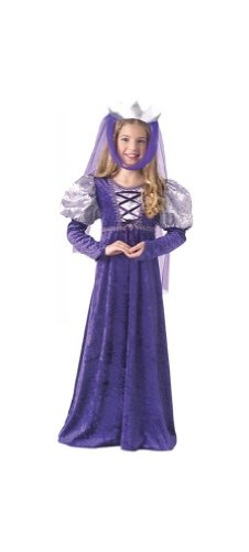 Renaissance Queen Costume - Child Costume