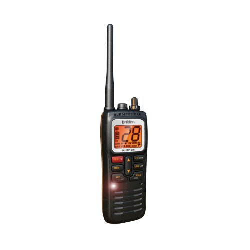 Cheapest Price! Uniden MHS125 Marine Handheld Radio