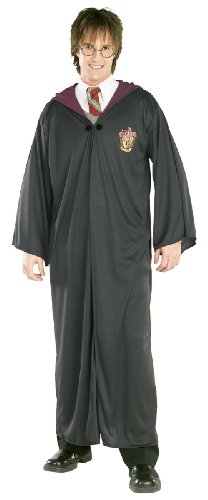Harry Potter Robe Adult Costume - Adult Costumes