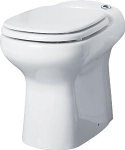 SFA Sanicompact Elite Silence Eco+ WC avec broyeur intégré 800 W