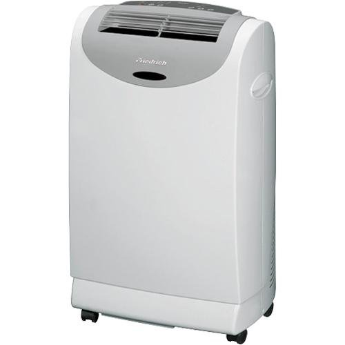Experience quiet cooling with the sleek and stylish Sharp CV-10NH portable air conditioner. Easy to install window kit fits double hung and sliding windows.