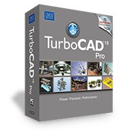 TurboCAD Pro 16 CAD Software - Woodworking Edition