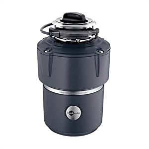 InSinkErator Evolution Pro Cover Control 3/4 HP Garbage Disposer by InSinkErator