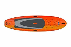 Pelican Sup Flow 106 Board, Fade Red/Yellow from Pelican International, Inc.