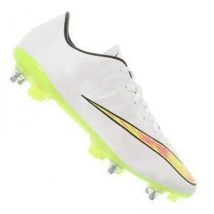 Nike, Scarpe da calcio uomo, UOMO, bianco - bianco, 42 UE