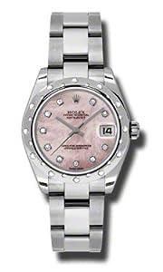 Rolex 24 Diamond Bezel Oyster Bracelet