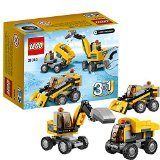1 X LEGO Creator 31014: Power Digger