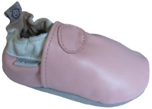 Cheap Baby Leather Soft Sole Shoes, Pink (infant to toddler) (B001V3K1Y0)