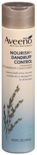 Aveeno Nourish + Dandruff Control Conditioner 10.5 Fl Oz