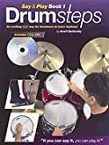 img - for Drumsteps Say and Play Book 1 book / textbook / text book