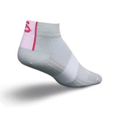 Buy Low Price SockGuy Elite-Tech 1in Pink Cycling/Running Socks (B002R97R9Y)