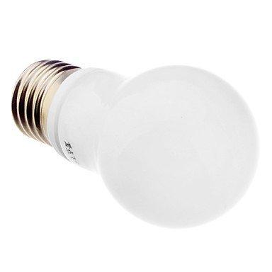 Addviva E27 4W 12X3328Smd 420Lm 6500K Cool White Light Led Globe Bulb (220-240V 50/60Hz)