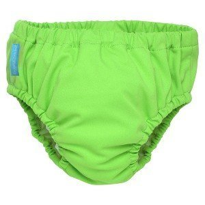 Charlie Banana Reusable Swim Diaper & Training Pants X-Large (Green)