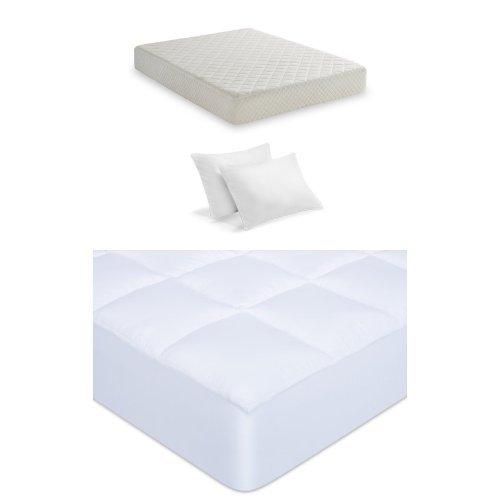 Sleep Innovations 10 Inch SureTemp Memory Foam Mattress