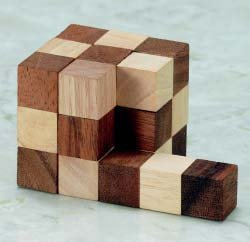 Rattler Wooden Puzzle - 1