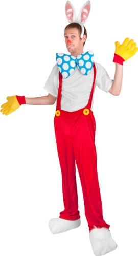 Roger Rabbit Adult Costume