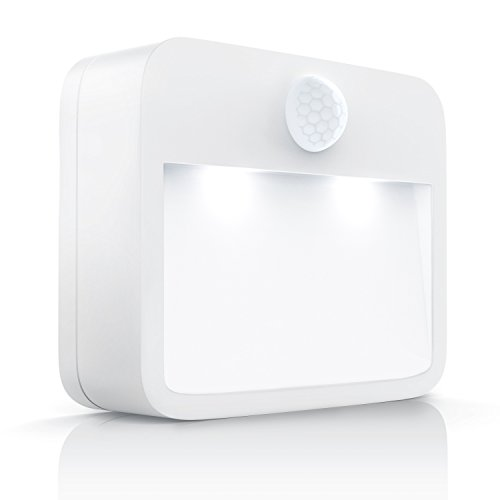 Brandson-LED-Nachtlicht-mit-Bewegungsmelder-und-Helligkeitssensor-Dmmungssensor-Batteriebetriebene-Drahtlose-Nachtleuchte-Nachtlampe-mit-Batterie-flexibel-Einsetzbar-inkl-Magnethalterung-Wandhalterung