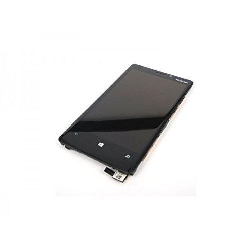Generic Original Assembly Full Lcd Display Touch Digitizer Glass Compatible For Nokia Lumia 920 L920