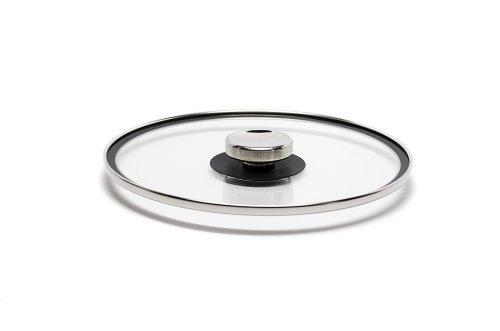 Universal Glass Quicklids Pot Lid With Cool-Touch Knob, Small (8.5 Inches)