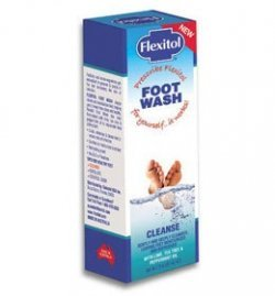 FLEXITOL Foot Wash Cleanse 3 oz/85ml