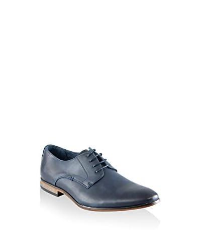 Galax Zapatos derby Negro
