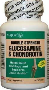 Glucosamine Chondroitin, Capsule, 500-400Mg, 60Ct