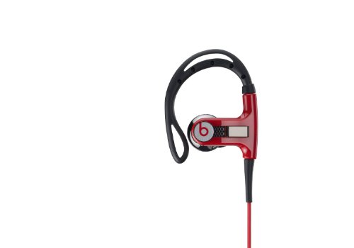 Original Powerbeats By Dr. Dre In-Ear Headphone (Red Colors)