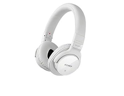 Sony MDR-ZX750BN Wireless Bluetooth Headset - White