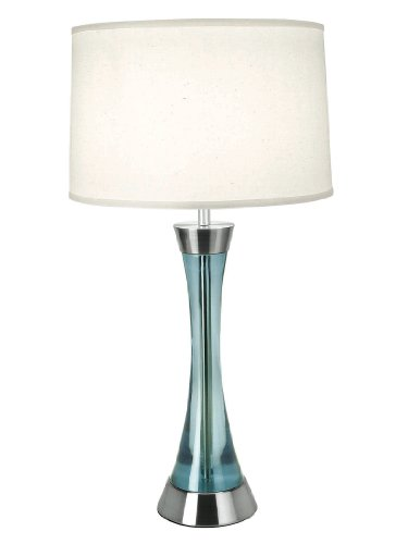 Cheap table lamps lite source ls 2766ps blu sunderland Cheap table lamps