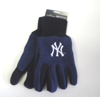 New York Yankees Mlb Children'S Sport Utility Gloves front-910904