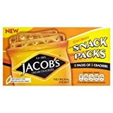 Jacob's Cream Crackers Snack Packs 8 Pack 192G