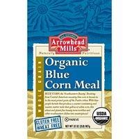 Arrowhead Mills Organic Blue Cornmeal (3x2lb)