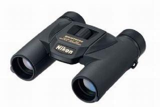 Nikon Sportstar 10X25 Binocular (Silver)