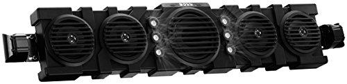 "Boss Audio Systems BRRF40 BOSS Audio REFLEX BRRF40 1000W 40"" Amplified Bluetooth Sound Bar"