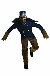 Rubie's Costume Disney's Oz The Great and Powerful Adult Deluxe Finley, Multicolor, Standard Costume