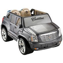 Power Wheels Fisher-Price Cadillac Hybrid Escalade - Grey