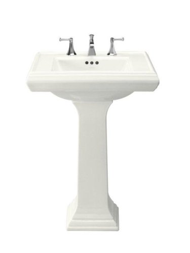 Buy Kohler Memoirs K-2258-8-0 Bathroom Pedestal Sinks White (Kohler Sinks, Plumbing, Sinks, Bathroom, Pedestal)