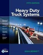 Heavy Duty Truck Systems, 5th Edition