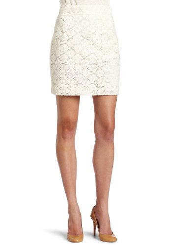 French Connection Womens Daisy Doile Mini Skirt