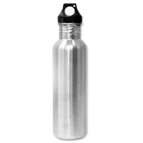 Eco friendly wide mouth 25 oz stainless steel water bottle bpa free