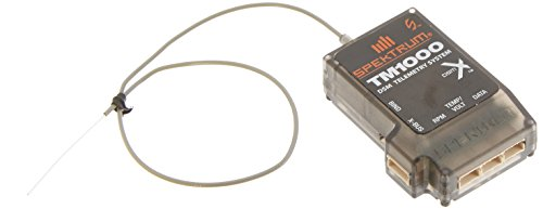 Spektrum TM1000 DSMX Full Range Aircraft Telemetry Module by Spektrum
