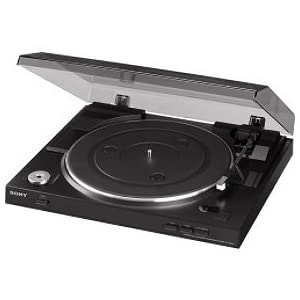 Đầu đĩa Ion Audio iPTUSB Portable USB Turntable with Software and Built-in Speak
