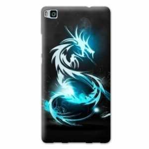 case-huawei-p8-lite-fantastique-dragon-bleu-n-
