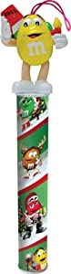 M&M's Peanut Chocolate Candies for the Holidays Cane, 1.5-Ounce (Pack of 8)